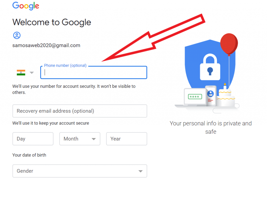 email-id-hindi-mai